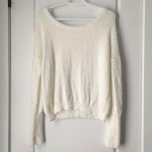 Garage Fuzzy Sweater